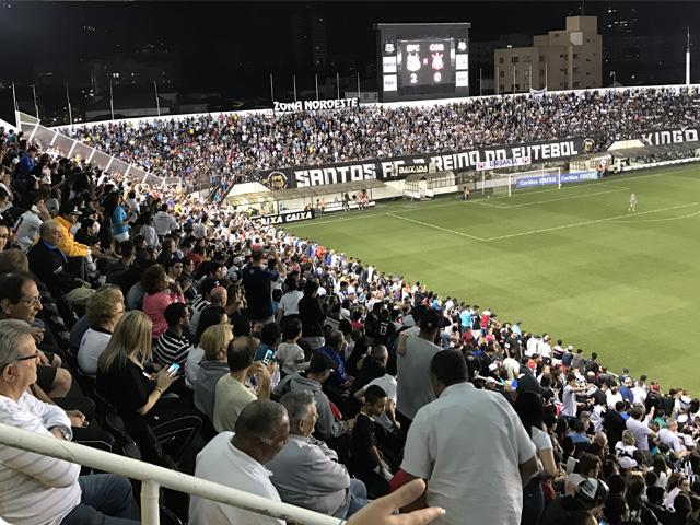 Cobertura de Eventos em Santos