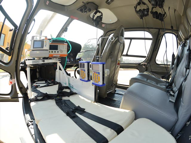 Transporte AeroMedico em Santos