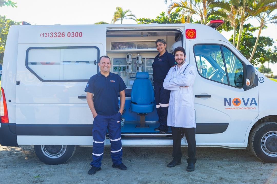 Remoção de Pacientes em Santos